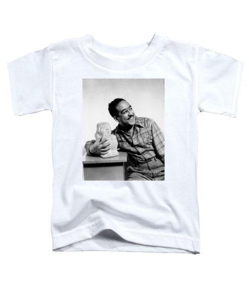 Langston Hughes Toddler T-Shirt