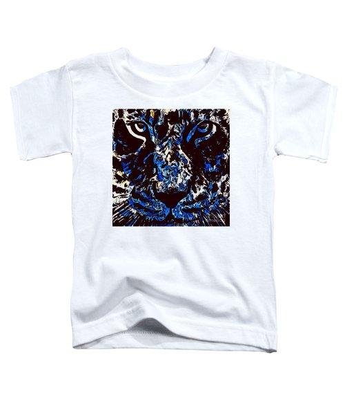 Lapis Lazuli Bgc Tiger Toddler T-Shirt
