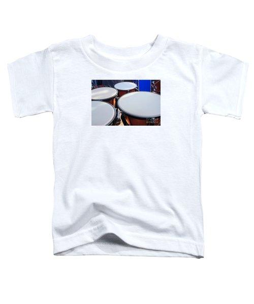 Large Copper Kettledrums Toddler T-Shirt