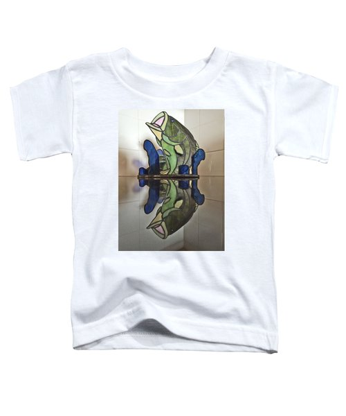 Largemouth Bass Toddler T-Shirt