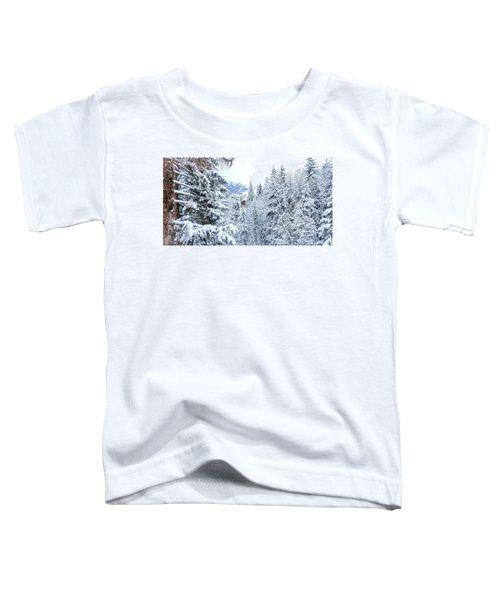 Last Cabin Standing- Toddler T-Shirt