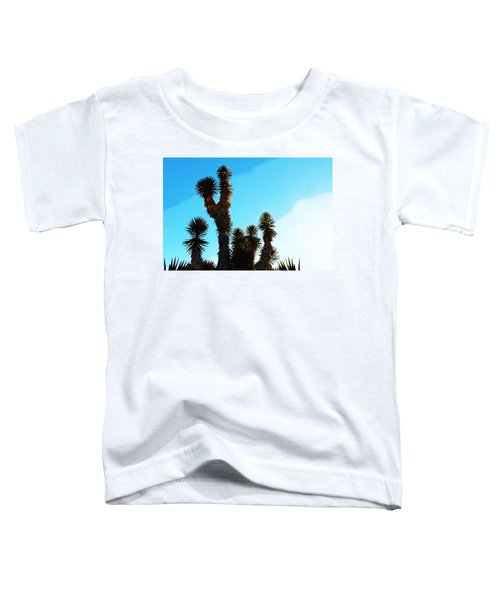 Late Afternoon Cactus Toddler T-Shirt
