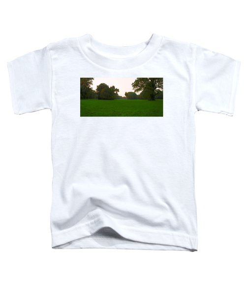 Late Afternoon In The Park Toddler T-Shirt