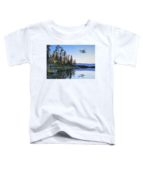 Late Arrival Toddler T-Shirt
