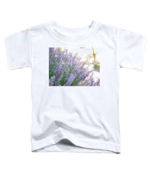 Lavender At Dawn Toddler T-Shirt
