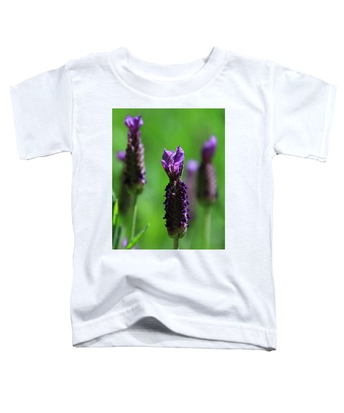 Lavender Spike Toddler T-Shirt