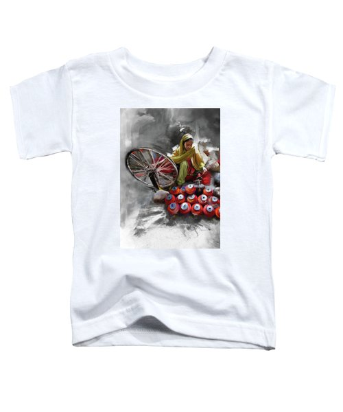 Layalpur Woman 191 3 Toddler T-Shirt