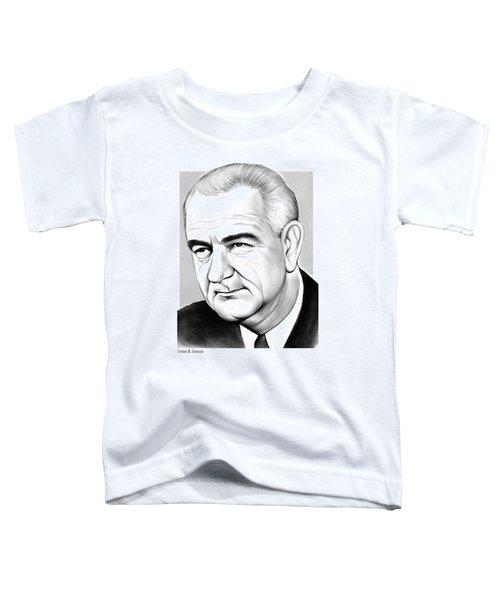 LBJ Toddler T-Shirt