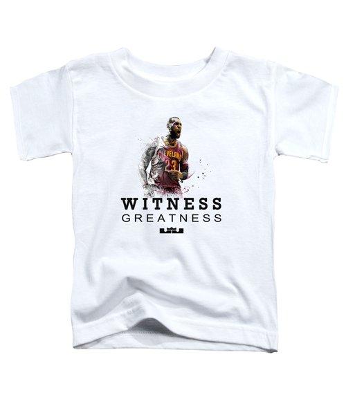 Lbj1 Toddler T-Shirt