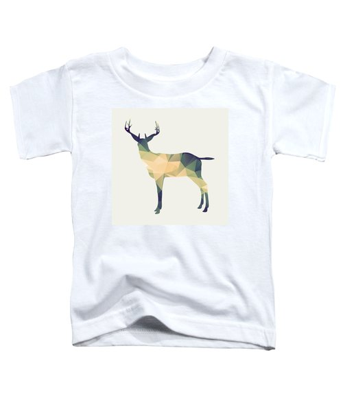 Le Cerf Toddler T-Shirt
