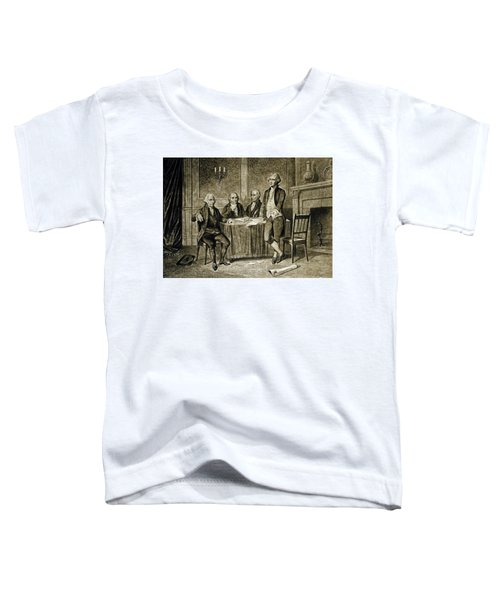 Leaders Of The First Continental Congress Toddler T-Shirt