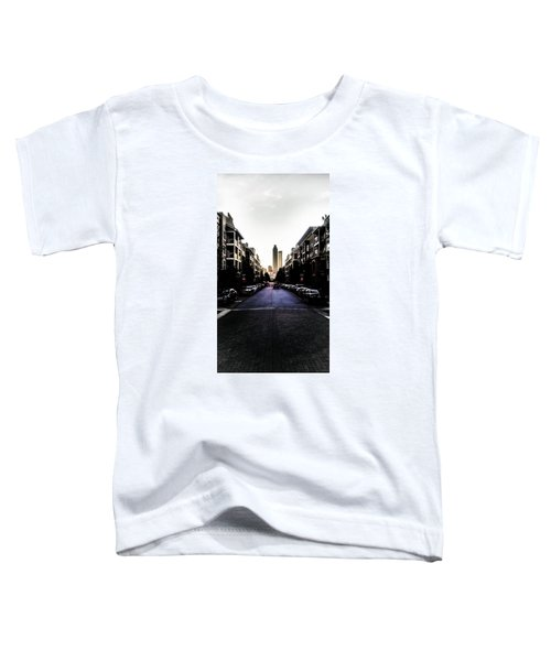 Leading Lines Toddler T-Shirt