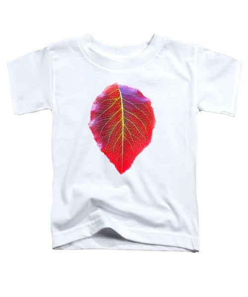 Leaf Of Autumn Toddler T-Shirt
