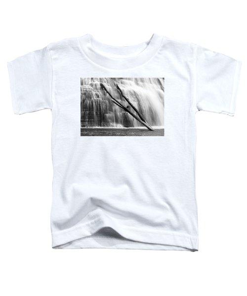 Leaning Falls Toddler T-Shirt