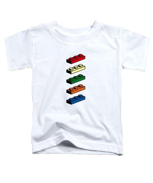Lego T-shirt Pop Art Toddler T-Shirt