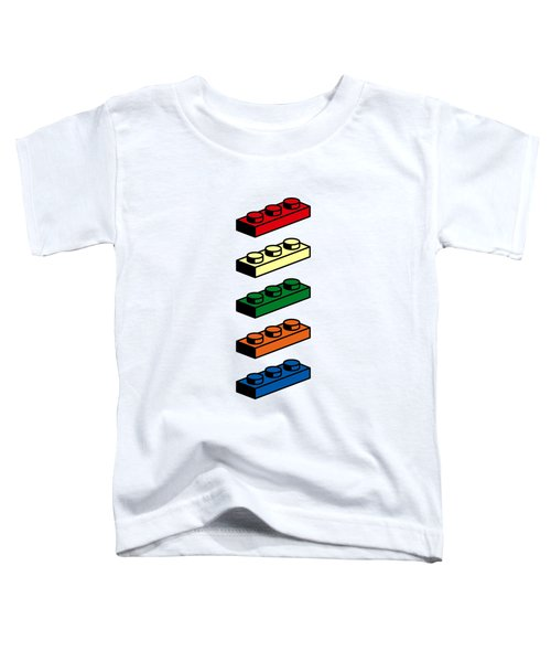 Lego T-shirt Pop Art Toddler T-Shirt