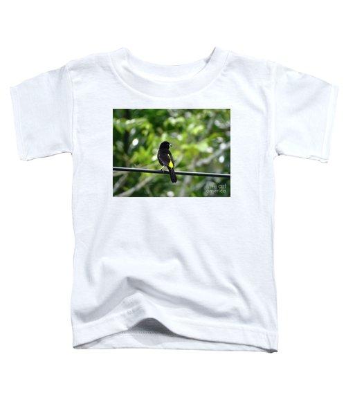Lemon-rumped Tanager Toddler T-Shirt
