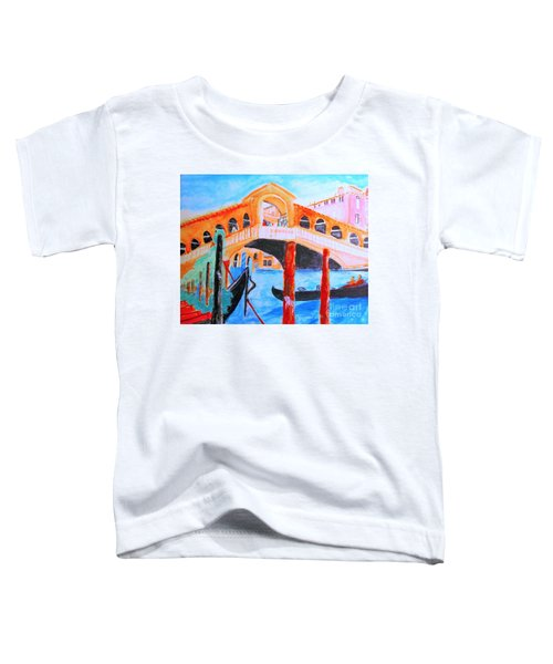 Leonardo Festival Of Venice Toddler T-Shirt