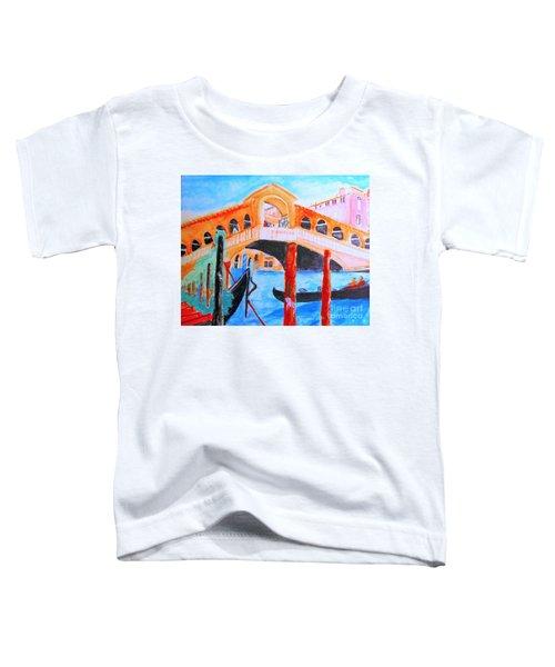 Leonardo Festival Of Venice Toddler T-Shirt