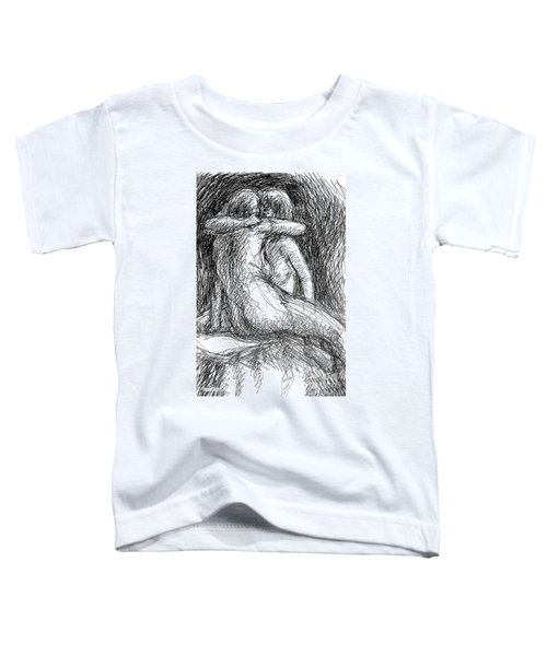 Lesbian Sketches  1 Toddler T-Shirt