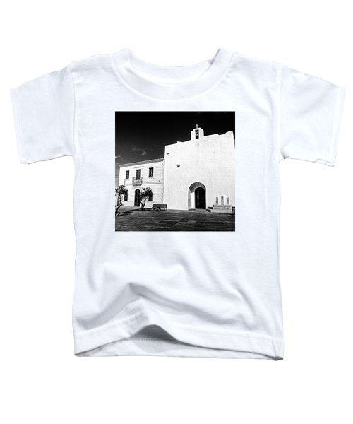 Fortified Church, Formentera Toddler T-Shirt
