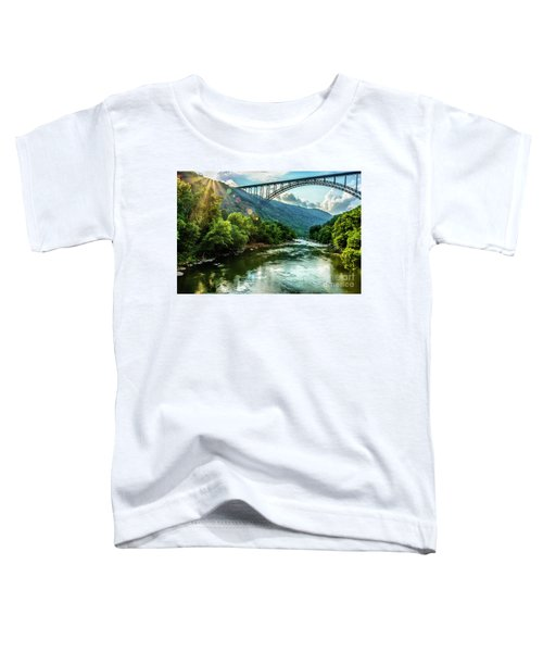 Let Your Light Shine Toddler T-Shirt