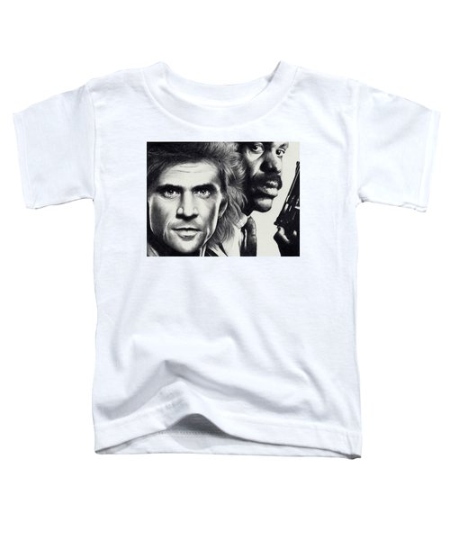Lethal Weapon 2 Toddler T-Shirt