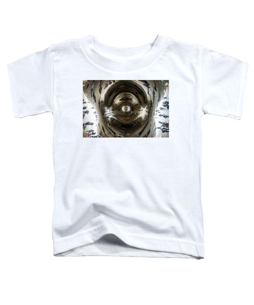 Let's Do The Time Warp Again Toddler T-Shirt by Randy Scherkenbach