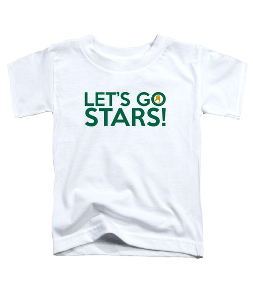 Let's Go Stars Toddler T-Shirt