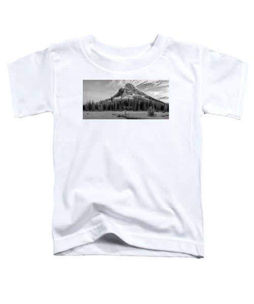 Liberty Mountain At Sunset Toddler T-Shirt