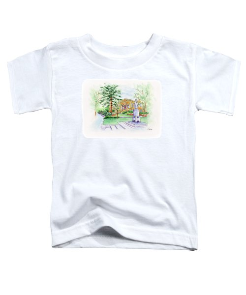 Library A Carnegie Original Toddler T-Shirt