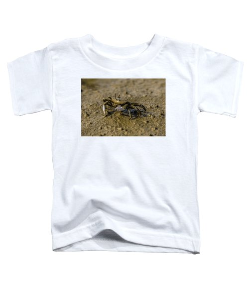 Life In Mud Flat Toddler T-Shirt