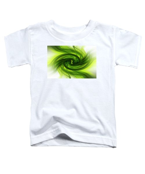 Light Abstract 8 Toddler T-Shirt