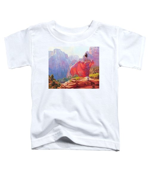 Light Of Zion Toddler T-Shirt