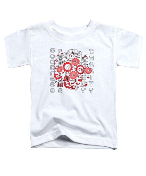 Light United Faith Toddler T-Shirt