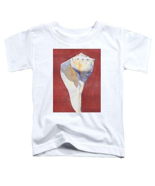 Lightning Whelk Conch I Toddler T-Shirt