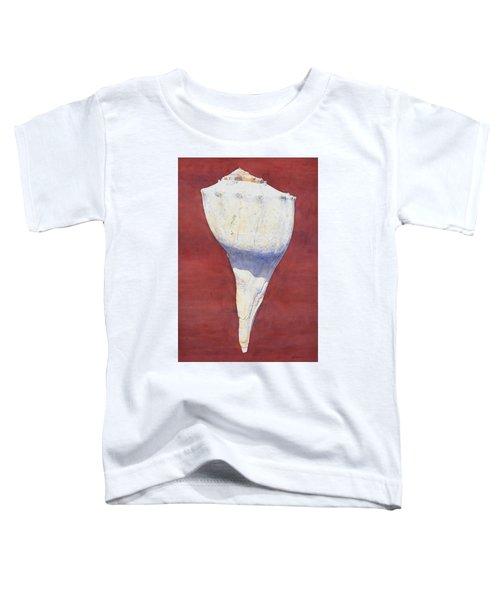 Lightning Whelk Conch II Toddler T-Shirt