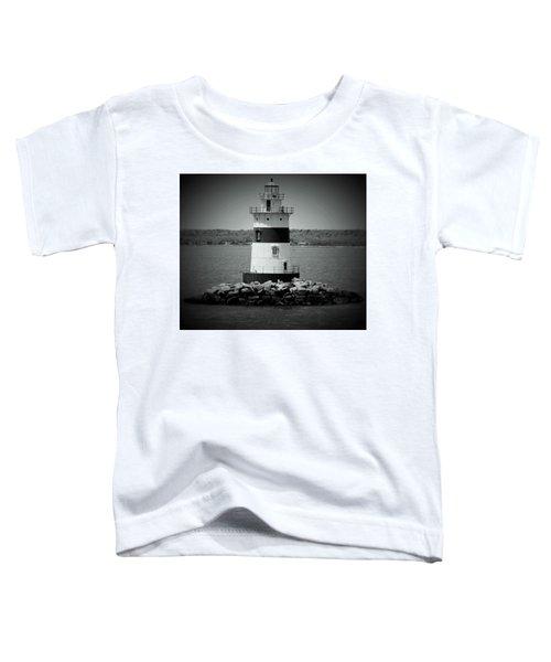 Lights Out-bw Toddler T-Shirt