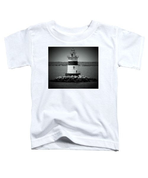 Lights Out-bw Toddler T-Shirt