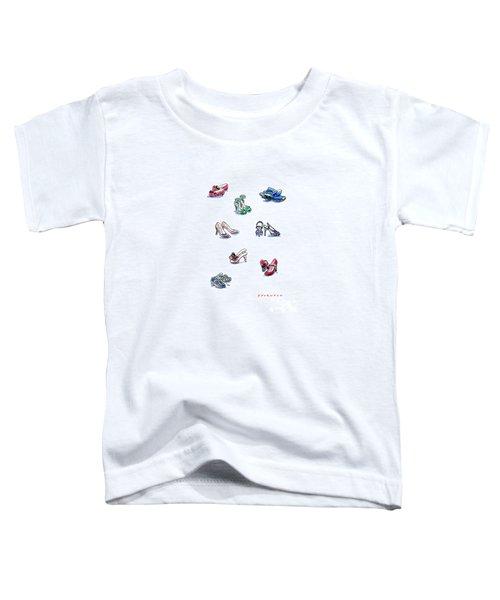 L'il Shoes Toddler T-Shirt