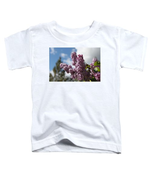Lilacs 5547 Toddler T-Shirt
