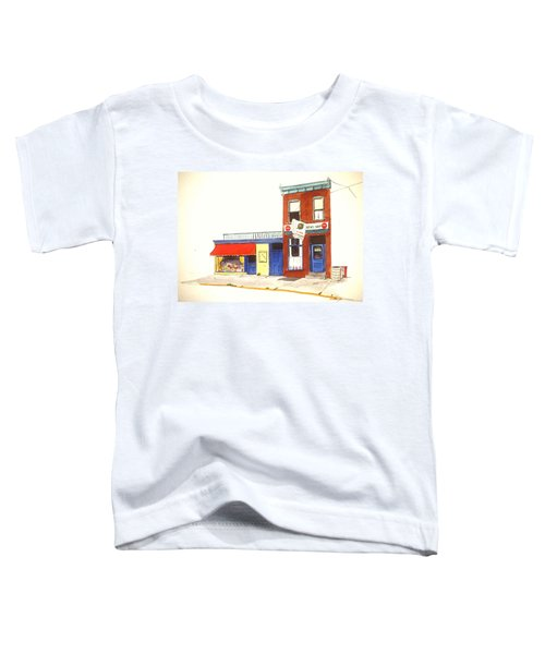 Lincoln News Toddler T-Shirt
