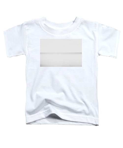 Line On The Horizon Toddler T-Shirt