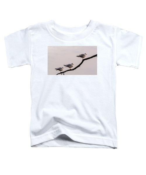 Line-up Toddler T-Shirt