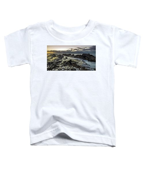 Lines Of Time Toddler T-Shirt