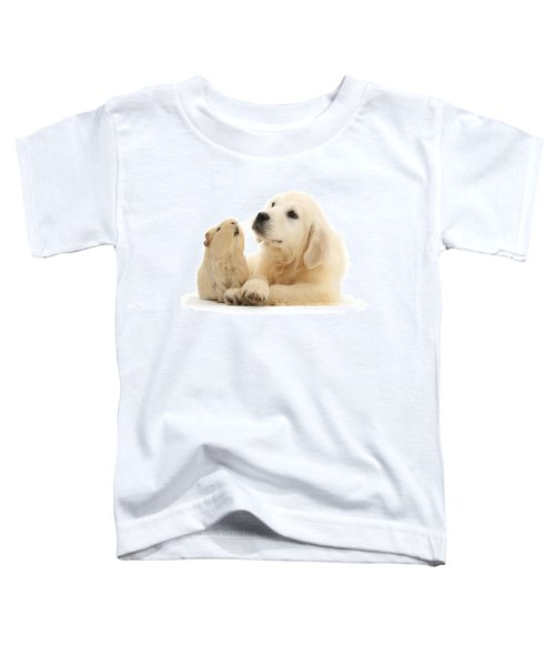 Listen When I'm Tellin Ya Toddler T-Shirt