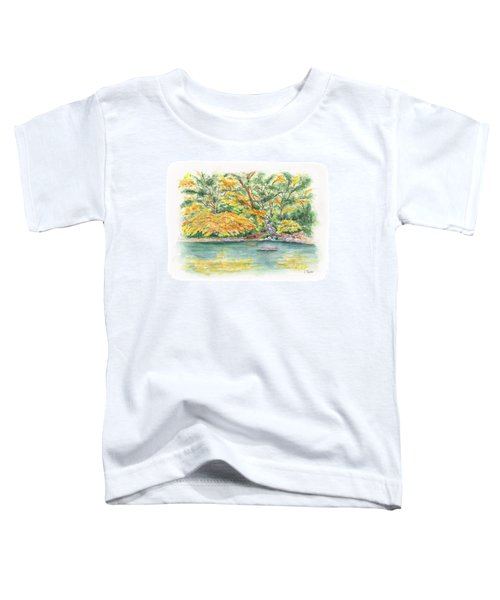 Lithia Park Reflections Toddler T-Shirt