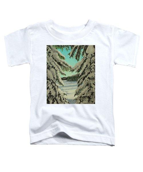 Little Brook Cove Toddler T-Shirt