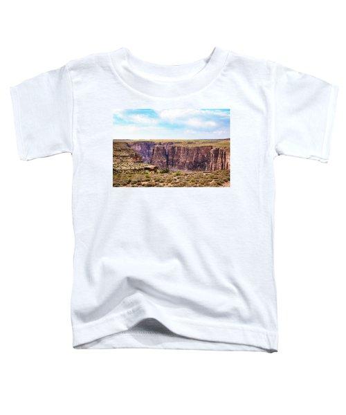 Little Canyon Toddler T-Shirt