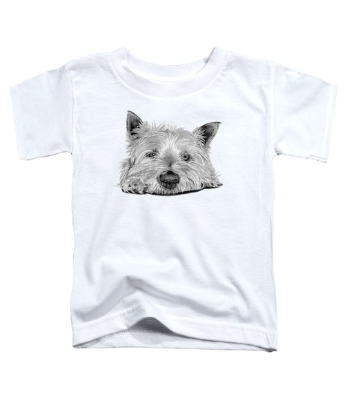 Little Dog Toddler T-Shirt